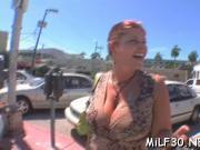 Hot milf gets a lusty fucking