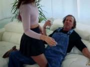 Family strokes step Fathers Day Freakout