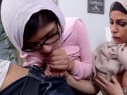 Arab guy fucks white girl and muslim xxx Art imitating