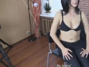 Riding agent's dick at a casting