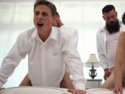 Hot videos boys pants gay xxx Elders Garrett and Xand