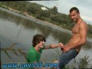 Boy nudist outdoors gay xxx Anal Sex by The Lake!