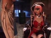 Sexy Japanese cosplay on cam