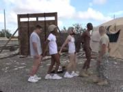 Moving movietures of military men humping and xxx army
