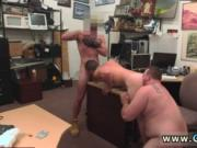 Straight guy lets fat gay man fuck him Guy completes up