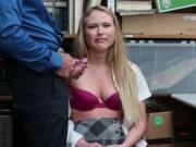 Big cock LP Officer drills Alyssa Cole