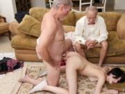 German old orgy and emo first time She a super-fucking-