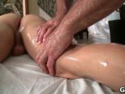 Massage pro in deep anal wrecking gay porn 2 by GotRub