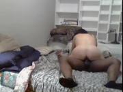 BBC breeding homemade interracial sex video