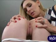 Teen Allie James and hot MILF Tanya Tate filthy cum swa