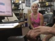 Very sexy blonde hd Stealing will only get you fucked!