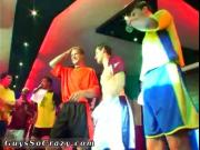 Group boy gay nude The Orange Orgy Boys, The Yellow Yan