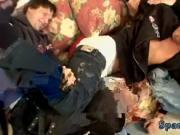 Gypsy teen gay porn Skater Spank Wars Get Feisty!