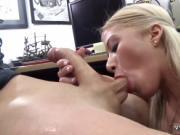 Amateur wife gloryhole creampie Stripper wants an upgra