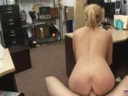 Blonde teen need erotic and house agent Stealing will o