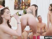 Pussies and cocks at the party