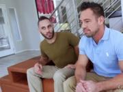 Teen massage orgasm Army Boy Meets Busty Stepmom