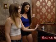 Punishment squirt Two young sluts, Sydney Cole and Oliv