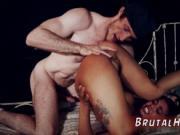 Hardcore rough anal and brazilian spit punishment xxx P