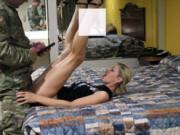 US Military Guy Homemade Sextape