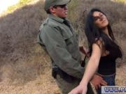 Cop squirt first time Busty Latin floozie Alejandra Leo