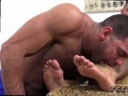 Foot food fetish movieture gay Johnny Hazzard Stomps Ri