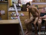 Hot naked hunks clip gay Dude wails like a lady!