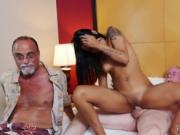 Hot young wife xxx Staycation with a Latin Hottie