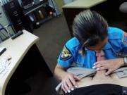 Blonde double blowjob Fucking Ms Police Officer