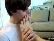 Gay naked twinks feet Hung Boy Worships A Jock