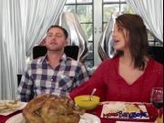 Teen Gropes Big Throbbing Cock Of Boyfriend