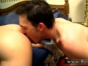 Hairy boys bum movies gay Micah & Joey pulverize like n