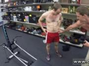 Naked straight dude movie gay Fitness trainer gets ass