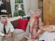 Old man eats girls ass first time Molly Earns Her Keep