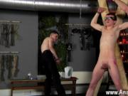 Gay clip of Inexperienced Boy Gets Owned