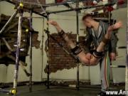 Twink sex The strung up dom has a need to jerk out the