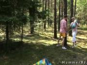 Cute boys having outdoor gay porn 1 by HammerBF