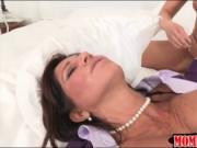 Mischa Brooks and Tara Holiday anal orgy