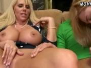 Karen Fisher and Molly Bennett threesome
