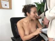 Sex addicted mom in a hot action