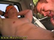 Gay straight boys Round Ass On The BaitBus