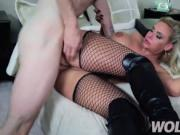My roommate Phoenix Marie likes to be hard on her anus