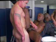 Who had gay sex in hollywood movie The HR meeting