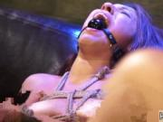Bobbi starr dominates first time Her hero seems like a