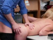 Cop and inmate two hot blonde cops first time LP Office