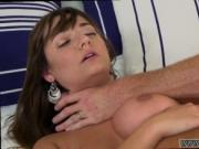 White bubble butt riding xxx Charlotte Cross gets the p