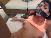 Amateur wife gagging and brutal rough anal extreme Soph