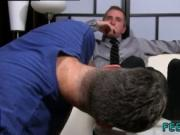 Young gay boys toes movie Scott Has A New Foot Slave
