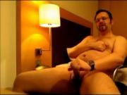 Andreas Putzke nude - jerking off online !!!