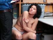 Maya Morena The Shoplifter